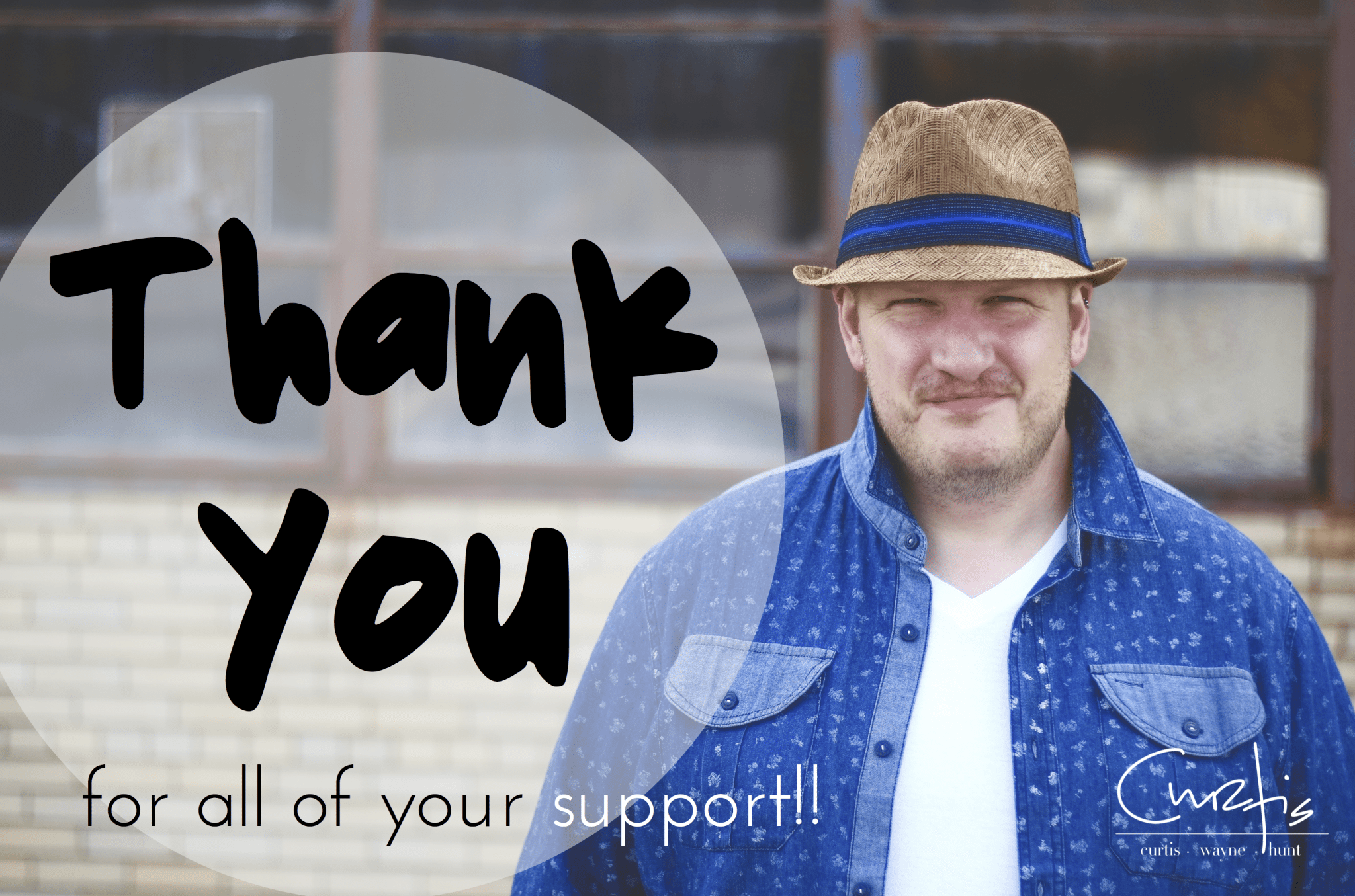 Thank You For Supporting Songs For Faith!